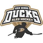 San Diego Ducks Sled Hockey Team