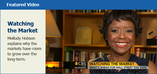 Mellody Hobson explains why the markets have room to grow over the long-term