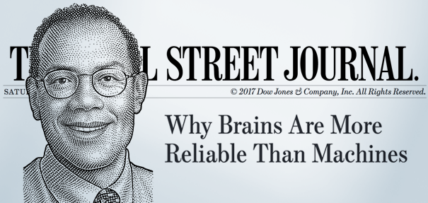 Why Brains Are More Reliable Than Machines
