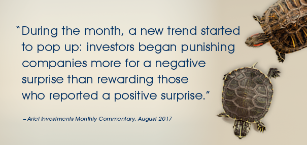 August Monthly Commentary