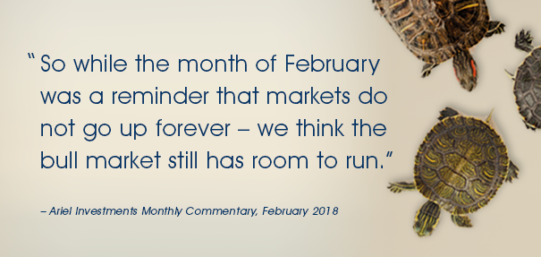 February Monthly Commentary