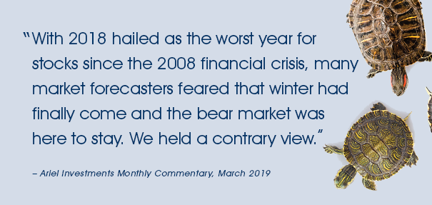 December Monthly Commentary