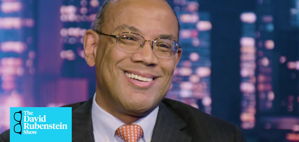 The David Rubenstein Show: Peer to Peer Conversations with John W. Rogers, Jr.
