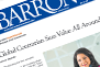 Barron's On Rupal Bhansali's Global Perspective