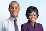 Mellody Hobson and John W. Rogers, Jr.