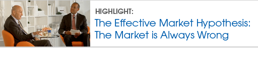 The Effective Market Hypothesis: The Market is Always Wrong