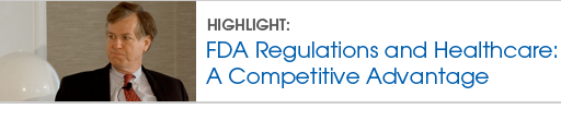 FDA Regulations and Healthcare: A Competitive Advantage