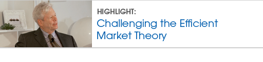 Challenging the Efficient Market Theory