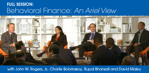 Behavioral Finance: An Ariel View