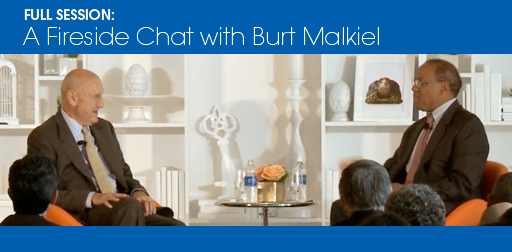 A Fireside Chat with Burt Malkiel