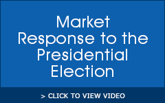 Market Response to the Presidential Election