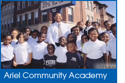 Ariel Community Academy - Click to view video