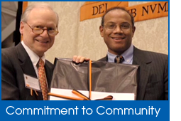 Commitment to Community - Click to view video