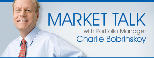 Market Talk with Charlie Bobrinskoy