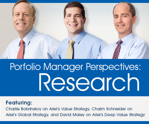 Portfolio Manager Perspectives: Research